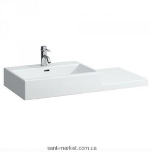 Раковина для ванной подвесная Laufen коллекция Living белая 8.1843.2.000.104.1