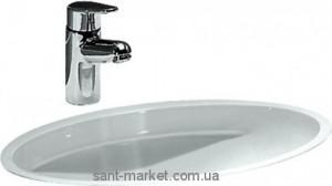 Раковина для ванной встраиваемая Laufen коллекция Savoy белая H8131920001551