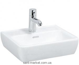 Раковина для ванной подвесная Laufen коллекция Pro белая 8.1195.1.000.104.1