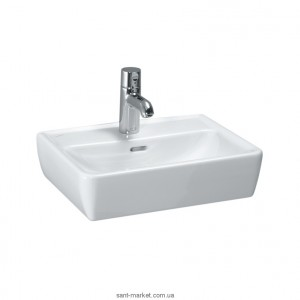 Раковина для ванной накладная Laufen коллекция Pro белая H8119520001041