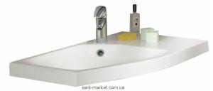 Раковина для ванной на тумбу Jacob Delafon коллекция Malice белая EB275-00