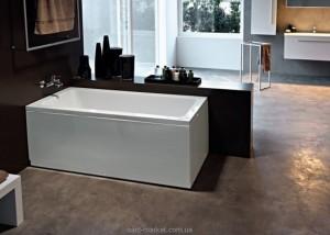 Ванна акриловая прямоугольная Kolpa-san коллекция Adela 150x70х45 740742
