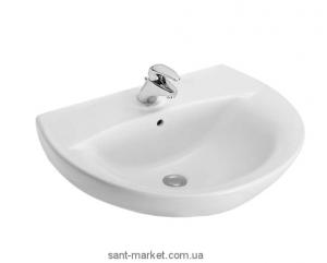 Раковина для ванной подвесная Jacob Delafon коллекция Patio белая E4158NG-00