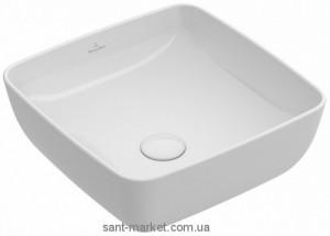 Раковина для ванной накладная Villeroy & Boch коллекция Artis белая 41784101