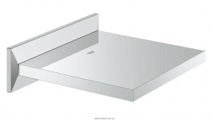 Каскадный излив для ванны Grohe Allure Brilliant настенный, хром 13319000
