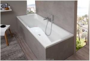 Ванна акриловая прямоугольная Villeroy & Boch коллекция Targa Style 180x80х48 UBA180FRA2V-01