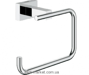 Grohe Держатель туалетной бумаги без крышки Essentials 40507001