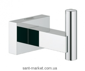Grohe Крючок одинарный Essentials Cube 40511001