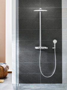 Душевая стойка Grohe Rainshower Smart Control 26250000