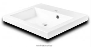 Раковина для ванной накладная Буль-Буль коллекция Pauline белая 2506101