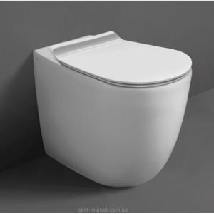 Унитаз напольный приставной Simas коллекция Vignoni VI 01