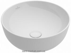 Раковина для ванной накладная Villeroy&Boch коллекция Artis белая 41794301