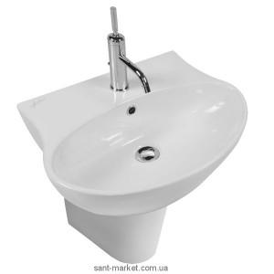 Раковина для ванной подвесная Hatria коллекция Nido белая Y0TT