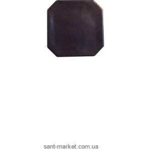 Плитка напольная Cevica Octagon Negro Mate 15x15