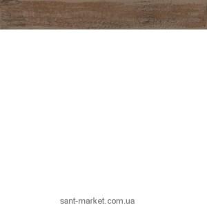 Плитка керамогранит универсальный Marazzi Treverkage MM8Y Brown 10x70