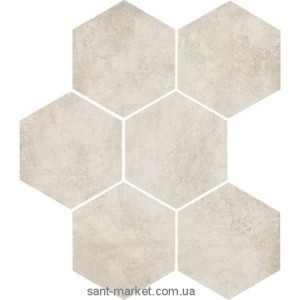 Плитка напольная Marazzi Clays MM5N Cotton 21х18.2