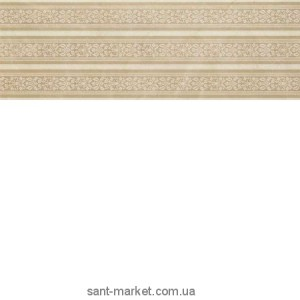 Плитка настенная декор Marazzi Evolution Marble MLYX Boiserie Golden Cream 32,5х97,7