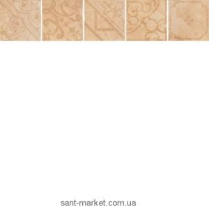 Плитка настенная Carmen Arezzo Mandello Mix Crema 15.1х15.1