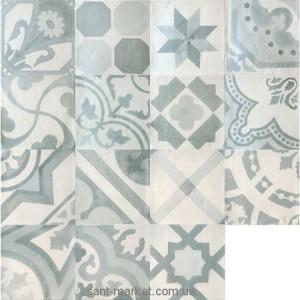 Плитка настенная Mayolica Antique Azul 20х20