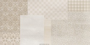 Плитка настенная Love Ceramic Tiles Mix Spices 35x70