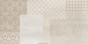 Плитка настенная Love Ceramic Tiles Mix Spices 35x70