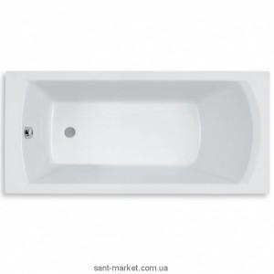 Ванна акриловая прямоугольная Roca Linea 180x80 A24T058000