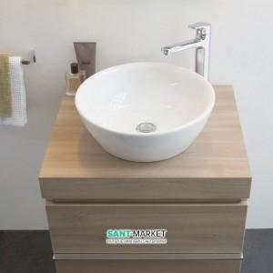 Раковина для ванной накладная Laufen Pro B белая H8129620001091