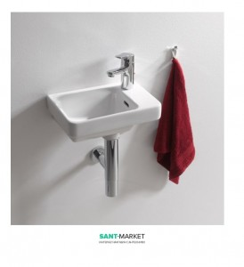 Раковина для ванной подвесная Laufen Pro S белый H8159600001041