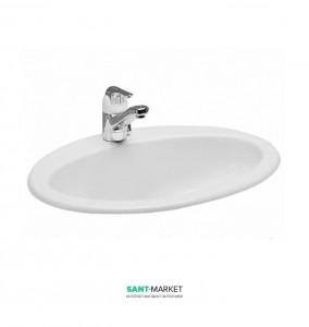 Раковина для ванной встраиваемая Laufen Indova белый H8113910000001