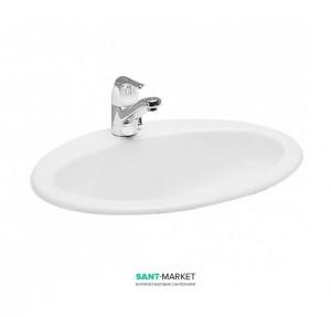 Раковина для ванной встраиваемая Laufen Indova белый H8113920000001