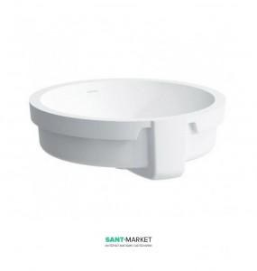 Раковина для ванной встраиваемая Laufen Living City белый H8134380001091