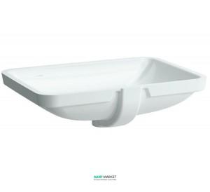 Раковина для ванной встраиваемая Laufen коллекция Pro S белая H8119600001091
