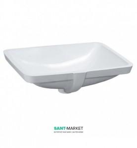 Раковина для ванной встраиваемая Laufen коллекция Pro S белая H8119630001091