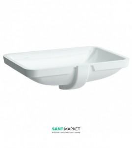 Раковина для ванной встраиваемая Laufen Pro S 64.5х45 белая H8119650001091