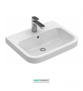Раковина для ванной подвесная Villeroy & Boch Architectura 55х47х14 белая 41885501