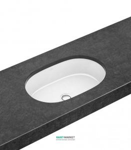 Раковина для ванной встраиваемая Villeroy & Boch коллекция Architectura белая 41766001