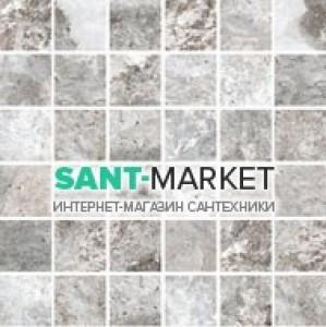 Мозаика настенная Pamesa Aktuell Malla Wald Cement 30x30
