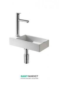Раковина для ванной накладная AeT коллекция Acquafredda белая L319T0R1V3