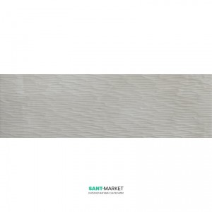 Плитка настенная Kale Wabi Maburu Ice Grey RP-6944R 34x111
