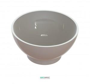 Раковина для ванной накладная Snail коллекция Селена белая 104А100