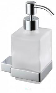Дозатор жидкого мыла подвесной Imprese Bitov хром 170300