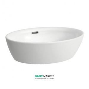 Раковина для ванной накладная Laufen Pro B белая H8129640001091