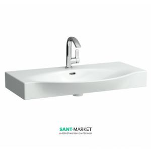 Раковина для ванной подвесная Laufen коллекция Palace без держателя белая H8117020001041