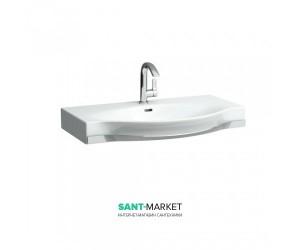 Раковина для ванной подвесная Laufen коллекция Palace с держателем белая H8127020001041
