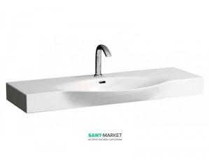 Раковина для ванной подвесная Laufen коллекция Palace без держателя белая H8117040001041