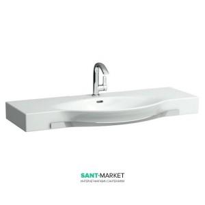 Раковина для ванной подвесная Laufen коллекция Palace с держателем белая H8127040001041