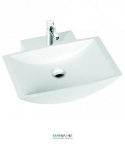 Раковина для ванной накладная Marmorin коллекция Atria белая 150 065 020 xx x