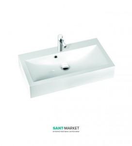 Раковина для ванной на тумбу Marmorin коллекция Ceto белая 170 080 022 xx x