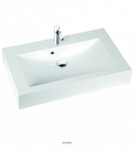 Раковина для ванной на тумбу Marmorin коллекция Ceto белая 170 090 022 xx x