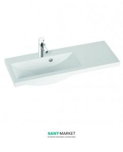 Раковина для ванной на тумбу Marmorin коллекция Talia белая 270 090 722 xx x